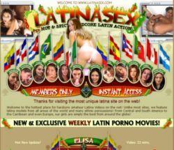 Hot latin amateur porn